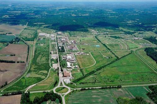 Quang cảnh khu vực Nhà máy Vũ khí quân đội Lake City. Ảnh: military.com.