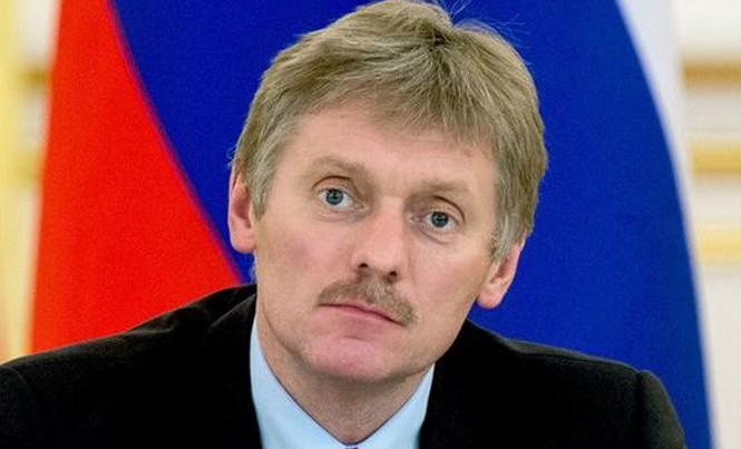 Người phát ngôn Điện Kremlin Dmitry Peskov. Nguồn: Reuters.