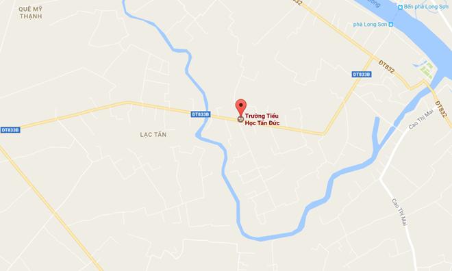 Nơi xảy ra vụ việc. Nguồn: Google Maps.