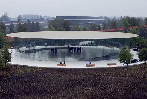 Nhà hát Steve Jobs - nơi Apple sẽ cho ra mắt iPhone 8.