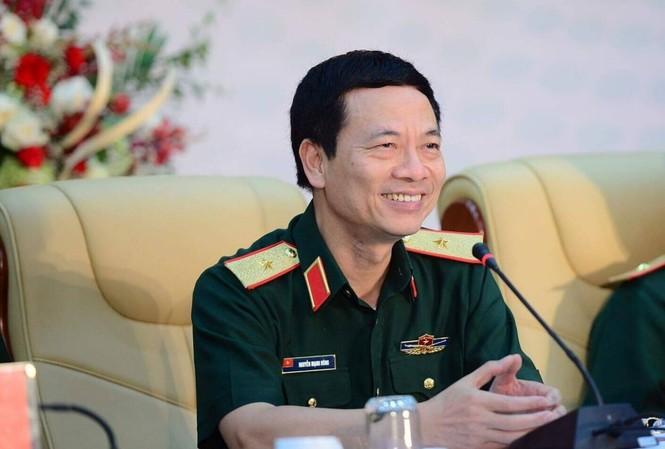 Thiếu tướng Nguyễn Mạnh Hùng - Tổng giám đốc Viettel.
