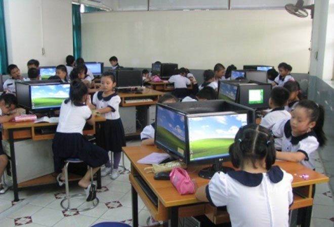 Trường nào ở Sài Gòn xin học mất đến 6.000 USD?