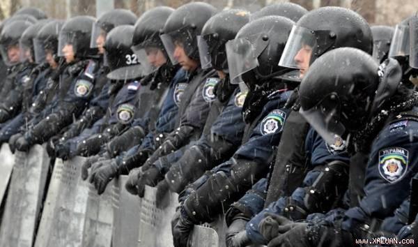 Cảnh sát Ukraine
