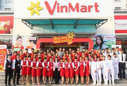 Vinmart khai trương thêm 2 siêu thị tại Hà Nội