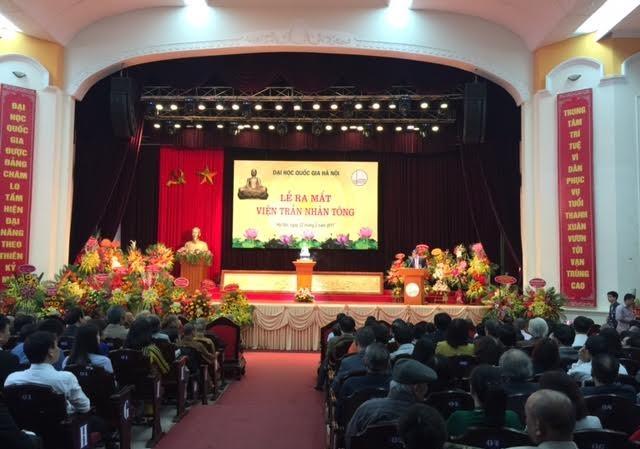 Sắp đào tạo Tiến sĩ Phật học tại Việt Nam