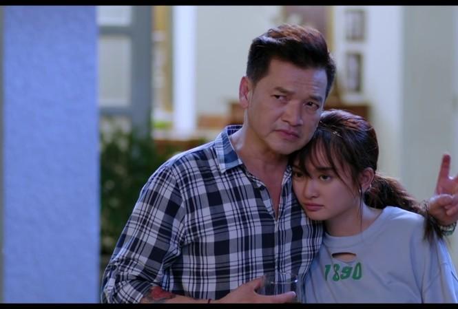 """Quang Minh trong vai ông bố gây ấn tượng trong """"Em chưa 18"""""""