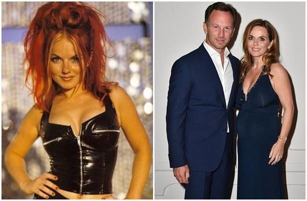 Cựu thành viên Spice Girls mang thai ở tuổi 44