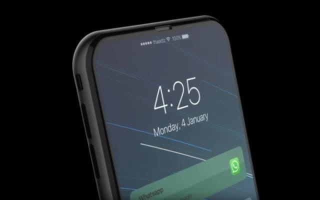 iPhone và iPad có thể có màn hình co dãn trong tương lai