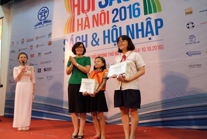Lần đầu tiên Hà Nội có Đại sứ văn hóa đọc Thủ đô