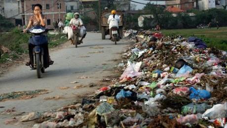 Sở Thông tin Hà Nội nói gì về phần mềm phạt người xả rác?