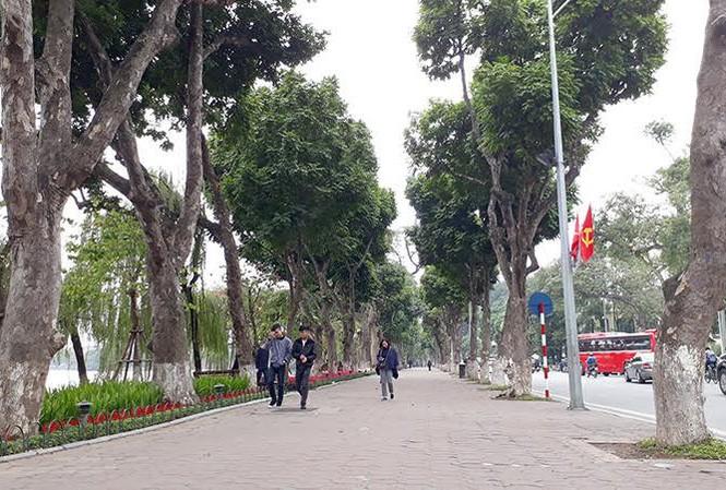 Hà Nội bỏ ý tưởng 'Đại lộ danh vọng' bên Hồ Gươm