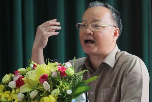 Phó chủ tịch UBND TP Nguyễn Văn Sửu. Ảnh: Vnexpress