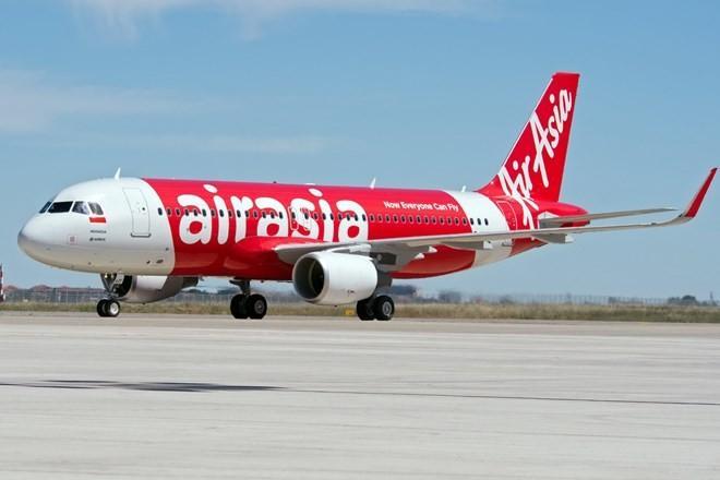 Máy bay của hãng AirAsia. (Nguồn: Planespotters)