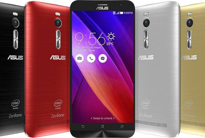 Những điểm mới trên Asus ZenFone 2