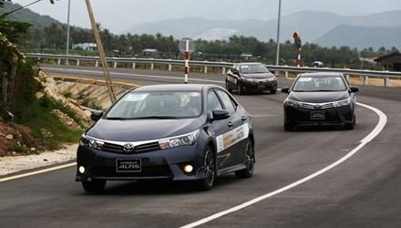 Toyota có một năm thành công tại Việt Nam