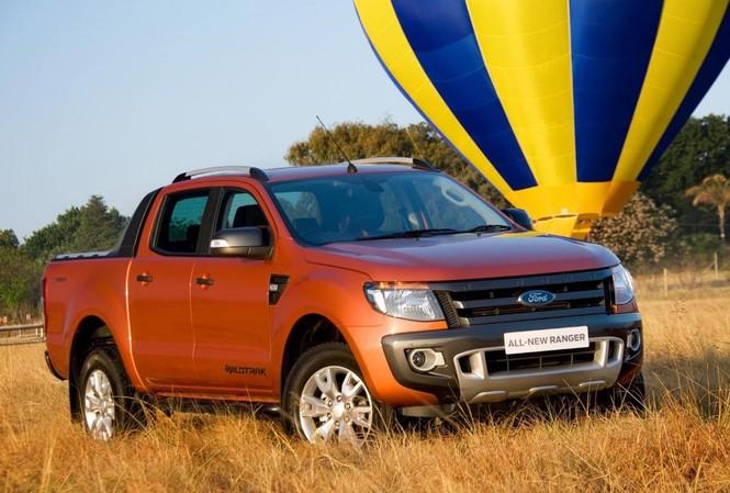 Ranger trở thành chiếc xe chiến lược của Ford tại Đông Nam Á