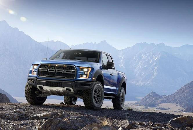 Ford F-150 Raptor 2017, một chiếc xe bán tải sẽ gây sốt trong tương lai gần
