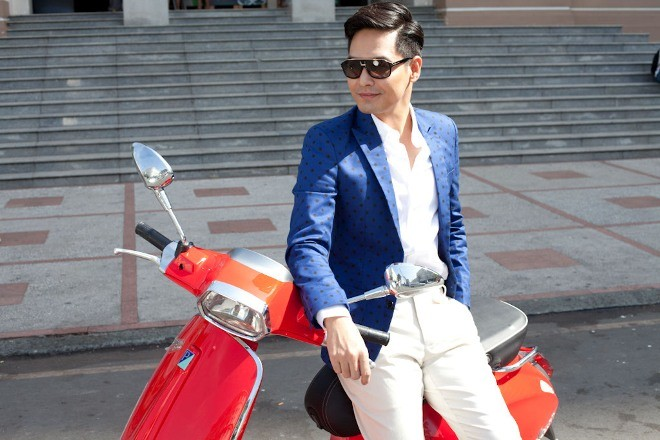MC Phan Anh đoạt giải 'Người đàn ông phong cách của năm'