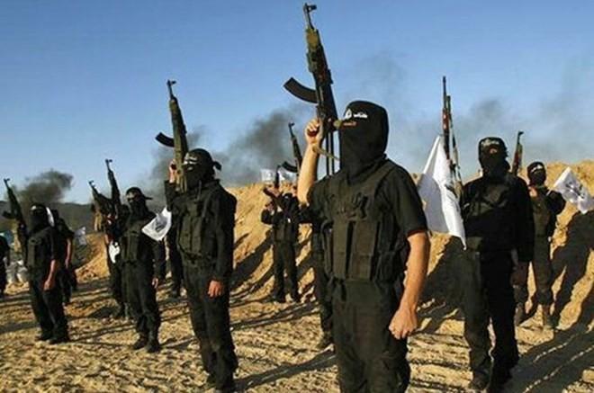 Các tay súng IS. (Nguồn: aljazeera.com)