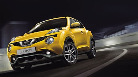Nissan Juke 2015 nhập từ Anh, giá hơn 1 tỷ đồng