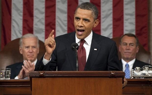 Tổng thống Mỹ Barack Obama. Nguồn: AP