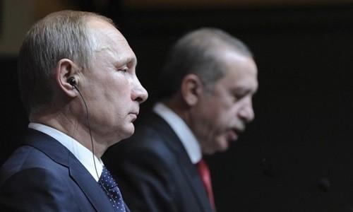 Nếu muốn trừng phạt Thổ Nhĩ Kỳ, ông Putin được dự đoán sẽ thực thi những biện pháp nhằm đánh vào các lợi ích của quốc gia này. Ảnh minh họa: Reuters