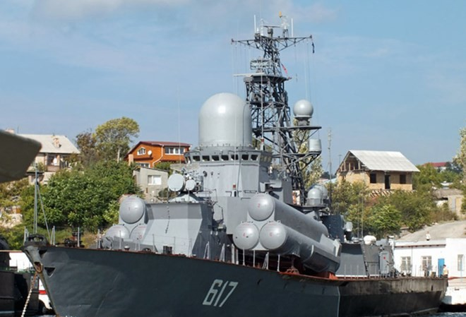 Tàu Mirazh. (Nguồn: Shipspotting.com)