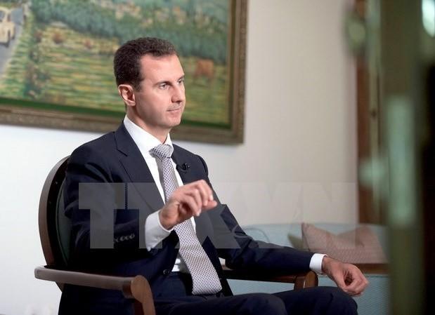 Bản tin 8H: Tổng thống Syria quyết đòi lại đất đai từ tay khủng bố