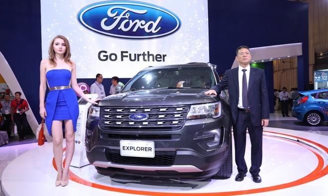 Ford Exploder có gì để chinh phục thị trường Việt?