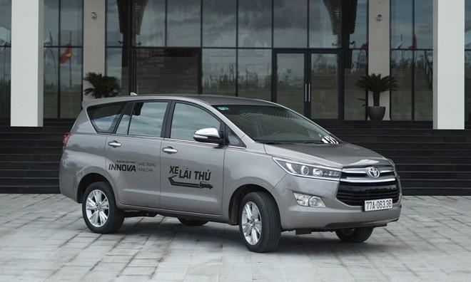 Toyota Innova 2016 hướng đến phân khúc MPV gia đình