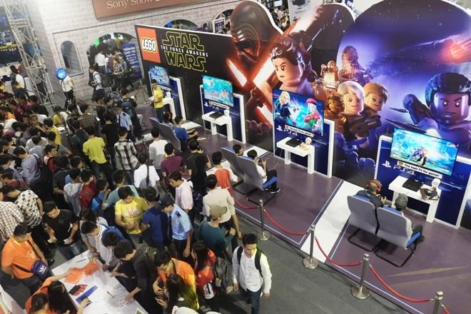 Sony Show tập trung vào giải trí