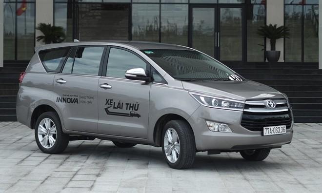 [Đánh giá] Toyota Innova 2016: Tài sắc có vẹn toàn?