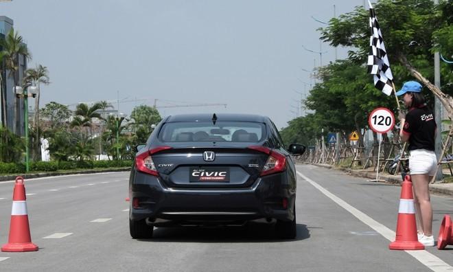 Khám phá VTEC Turbo – vũ khí mới của Honda Civic