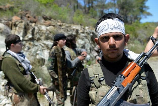 Lực lượng nổi dậy không muốn rút lui khỏi Aleppo. (Ảnh: foreignpolicy.com)