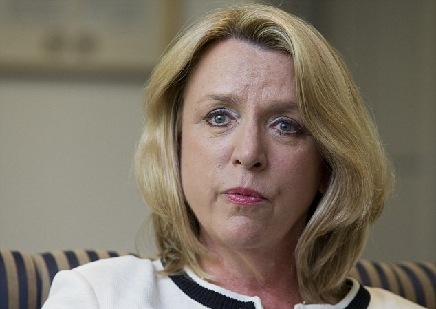 Bộ trưởng Không quân Mỹ Deborah Lee James. (Nguồn: AP)