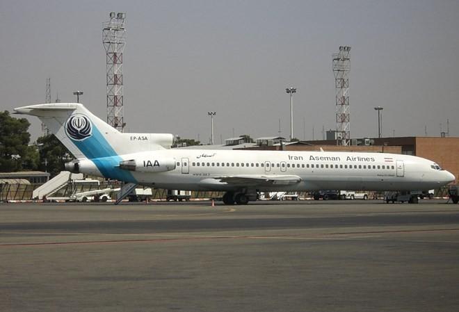 Một chuyến bay của hãng hàng không Aseman Airlines. (Nguồn: Wikipedia)