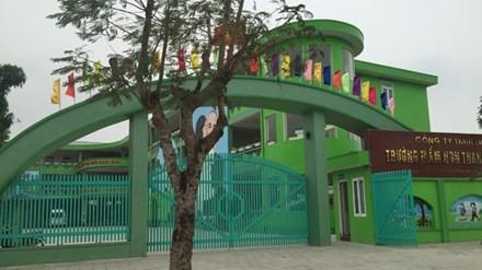 Trường mầm non Thanh Xuân Nam, thành phố Thanh Hóa.