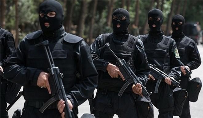 Cảnh sát Iran. (Nguồn: farsnews.com)