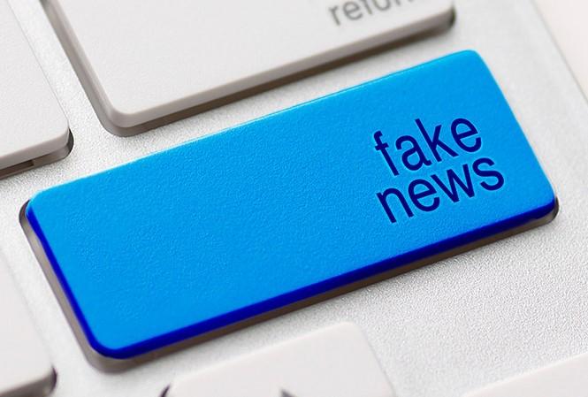 Thông tin giả đang làm loạn thế giới