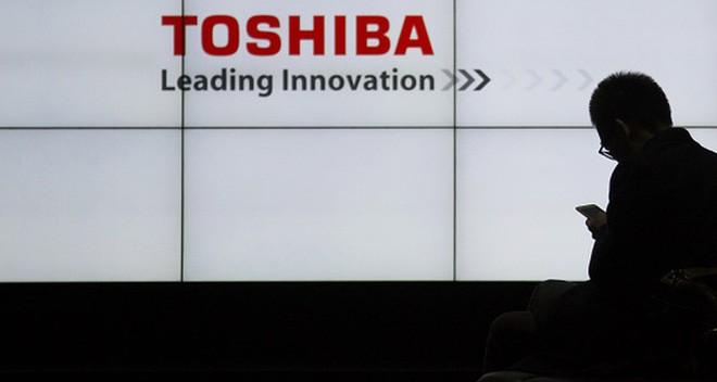 Tập đoàn Toshiba trước nguy cơ phá sản
