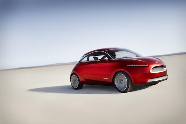Ford chi 1 tỷ USD phát triển công nghệ xe tự lái