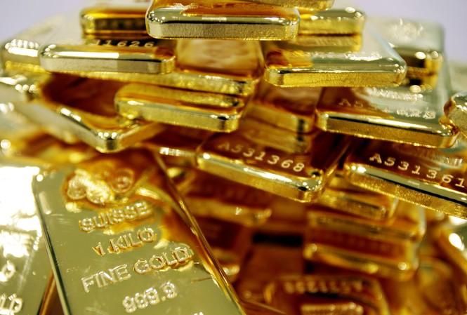 Giá vàng hôm nay 4/4: Giá vàng tăng, tỷ giá giảm mạnh