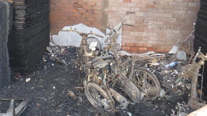 Trong quý I năm 2017, có đến 7 người chết vì cháy ở TPHCM.