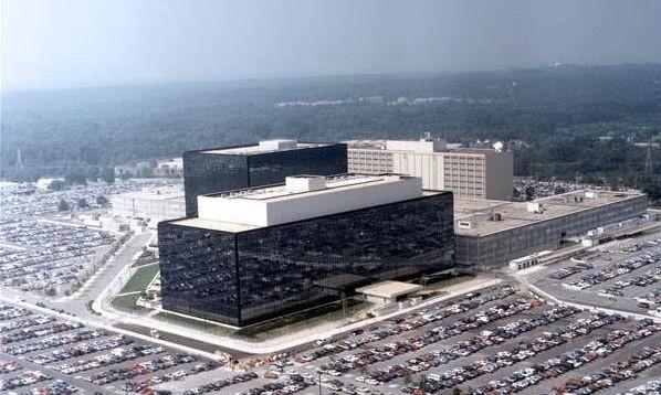Trụ sở NSA tại Maryland, Mỹ (Getty Imagines)
