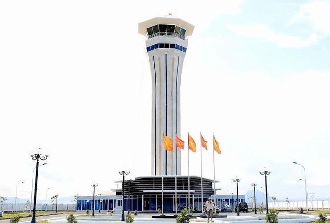Đài kiểm soát không lưu Cảng hàng không Tuy Hoà