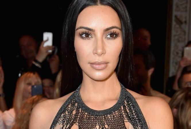 Ngôi sao truyền hình thực tế Mỹ Kim Kardashian West.