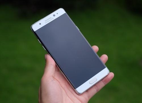 Galaxy Note 7 có tuổi thọ ngắn ngủi. Ảnh: Tuấn Hưng.