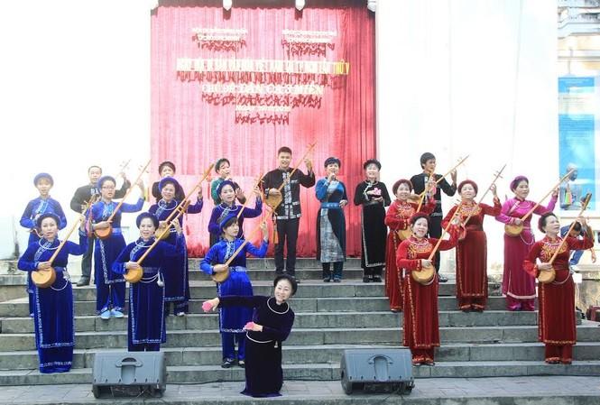 Đậm đà hồn túy dân tộc tại ngày hội Di sản Văn hóa TP. HCM 2016