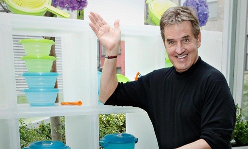 Rick Goings hiện là CEO Tupperware với doanh thu hằng năm hơn 2 tỷ USD. Ảnh: AFP