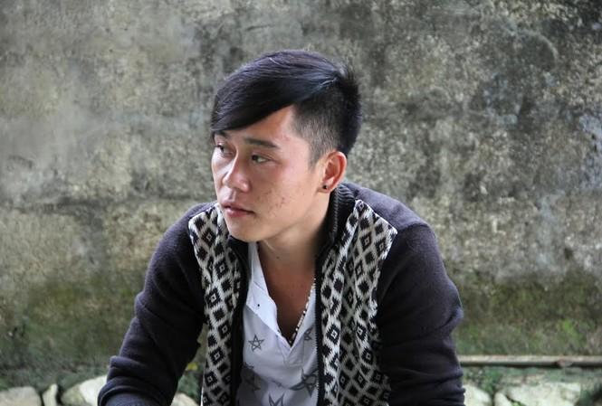 """Trương Văn Biển, người tổ chức cuộc """"cướp vợ"""" tại ngã ba Châu Lộc."""